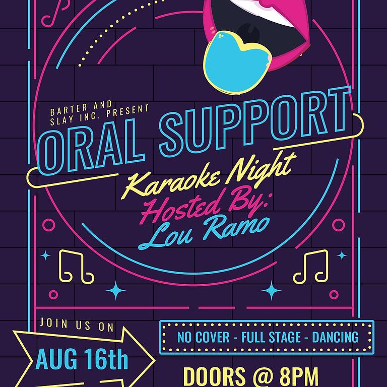 Oral Support  Karaoke