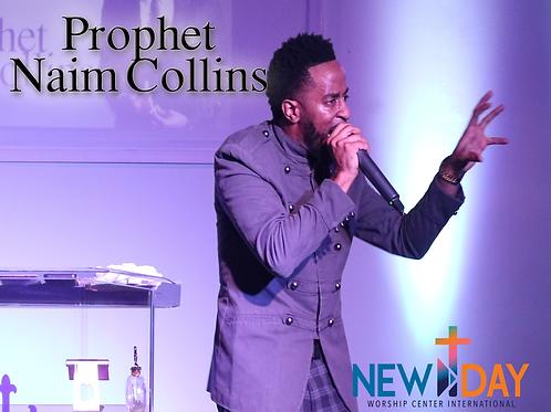 Prophet Naim Collins