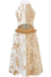 Printed halter neck dress front.jpg