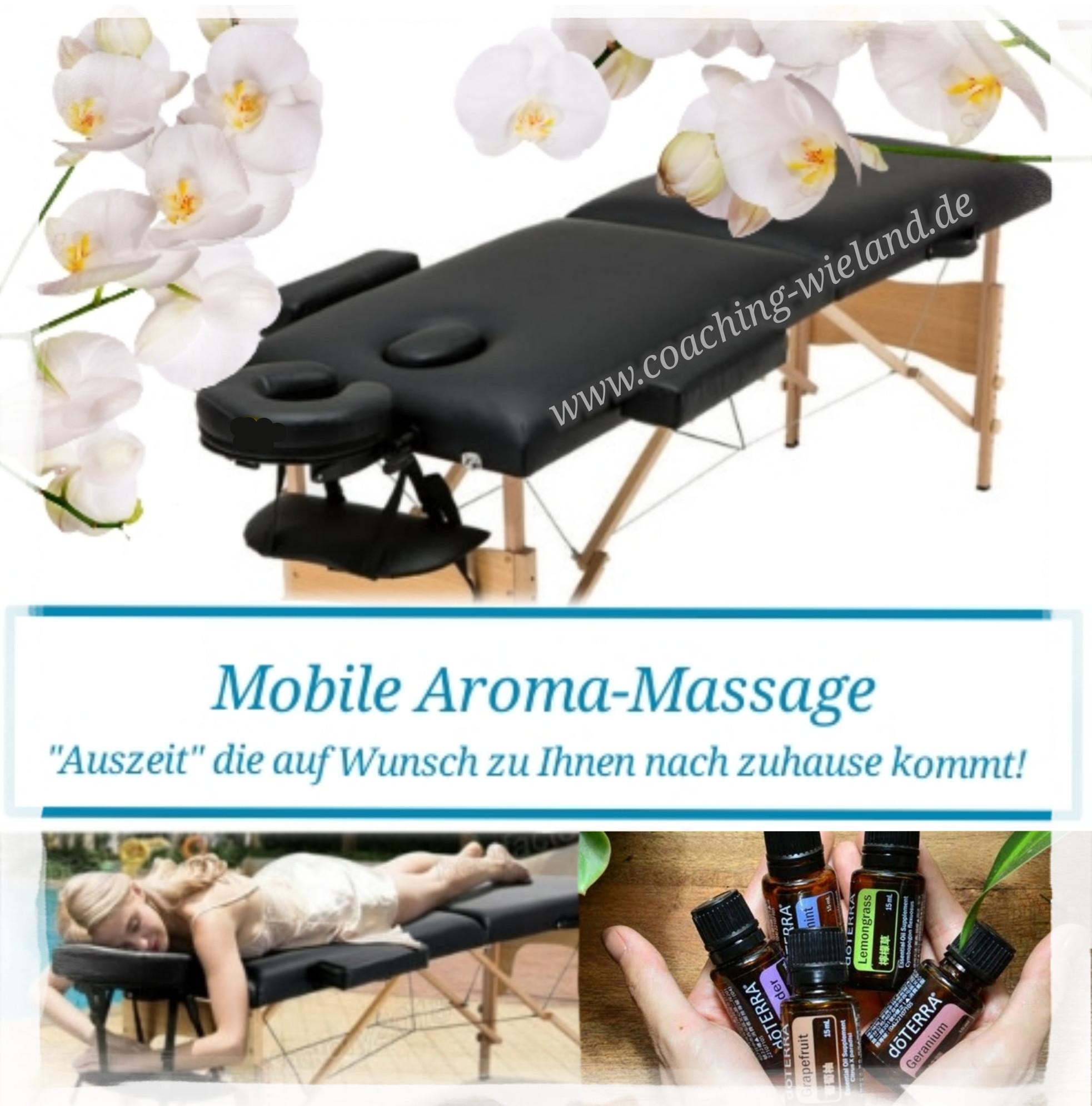 Mobile Aroma-Massage