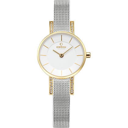 Obaku Ladies Watch -LYKKE - GOLD BI