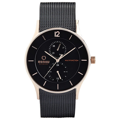 Obaku Gent's Watch - TORDEN - NIGHT