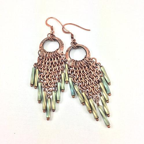 Bohemian Maille Earrings