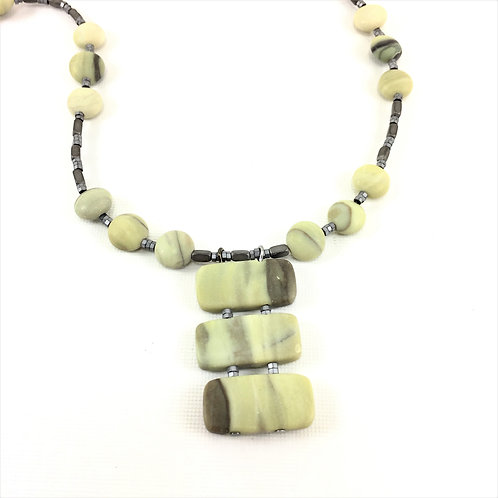 Stepping Stones Necklace Set
