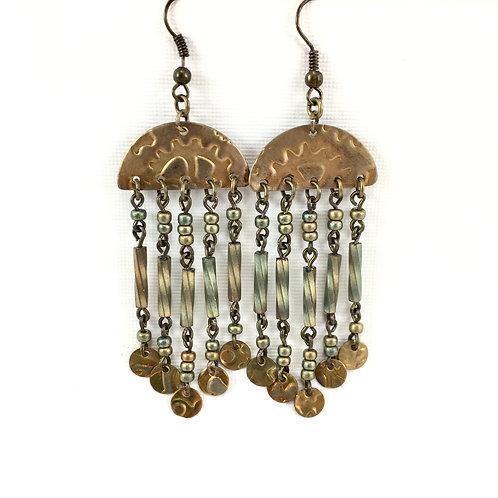 Arizona Sunrise Earrings