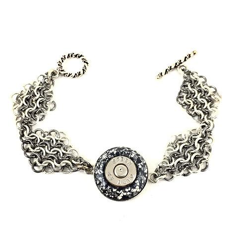 Medallion Bracelet_Lg_BlkMrbl