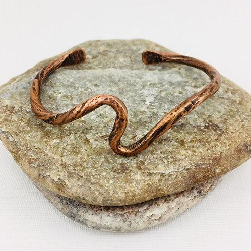 Zorro Copper Bracelet