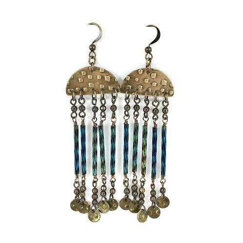 Dancing Rain Earrings