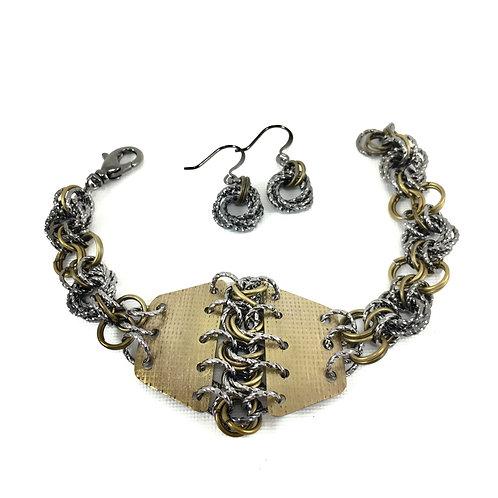 Corset Bracelet Set