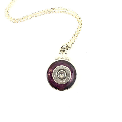Medallion Necklace_Sm_LilacShd