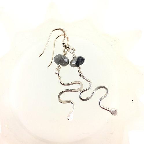Snake Charmer Earrings