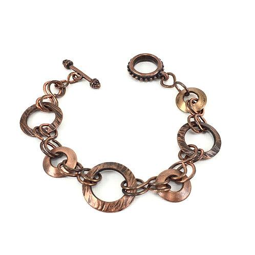 Hardware Beauty Copper Bracelet