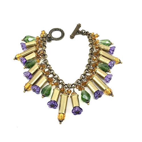 Spring Shot Charm Bracelet