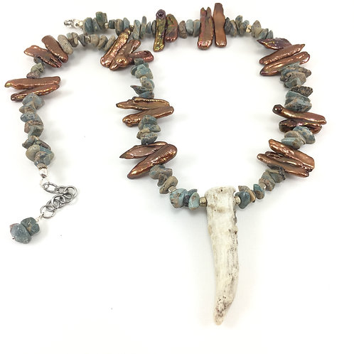 Surf 'n Turf Necklace