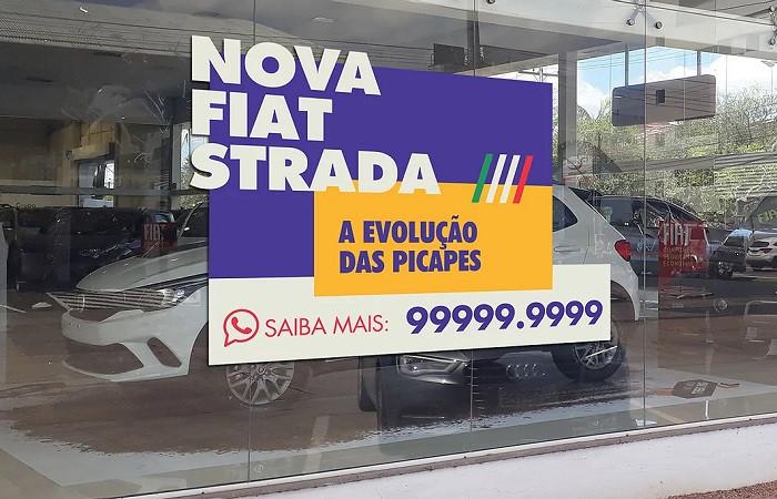 projeto CDA Design para FIAT