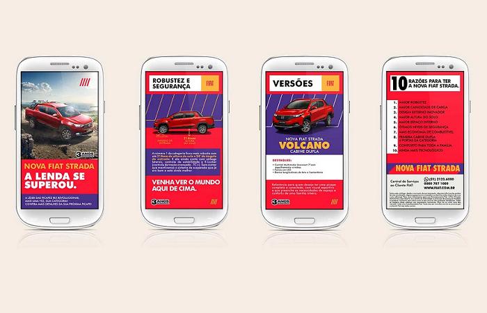 Catálogo digital FIAT CDA Design