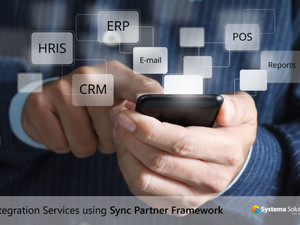 Accelerate Systems Integration to Dynamics NAV with Sync Partner Framework