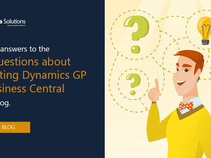 Top questions about migrating Dynamics GP to Business Central