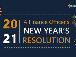 A Finance Officer's New Year's Resolution