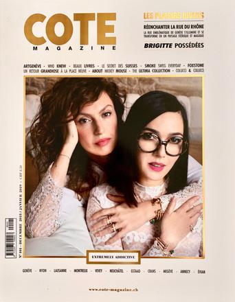 COTE magazine - Décembre 2018