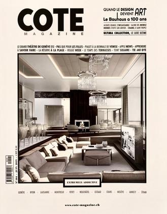 COTE magazine - Juin 2019