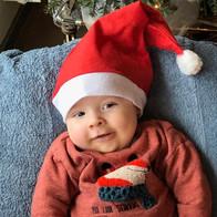 Victor's eerste kerst