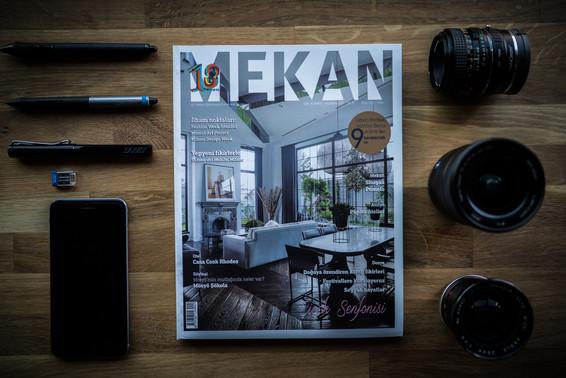 Mekan Dergisi