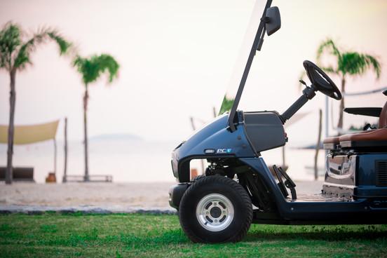 Pilotcar Golf Arabası Çekimi