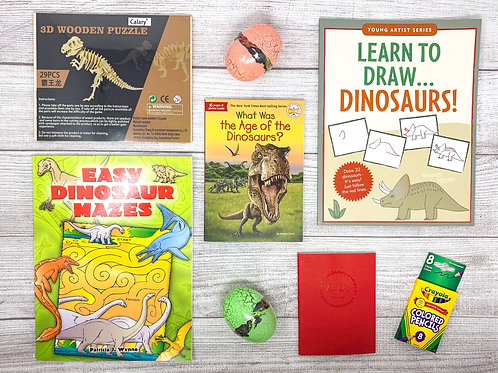 dino-mite (ages 7-10)