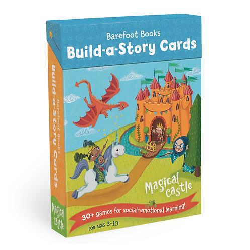 Build-a-Story Cards: Magical Castle