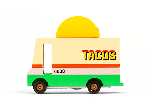 Candy Lab Toys: Taco Truck