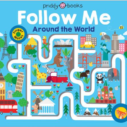 Follow Me: Around the World book