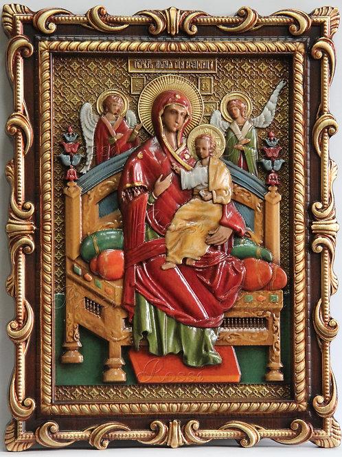 CR-037_06_Икона Божией Матери «Всецарица» («Пантанасса»)