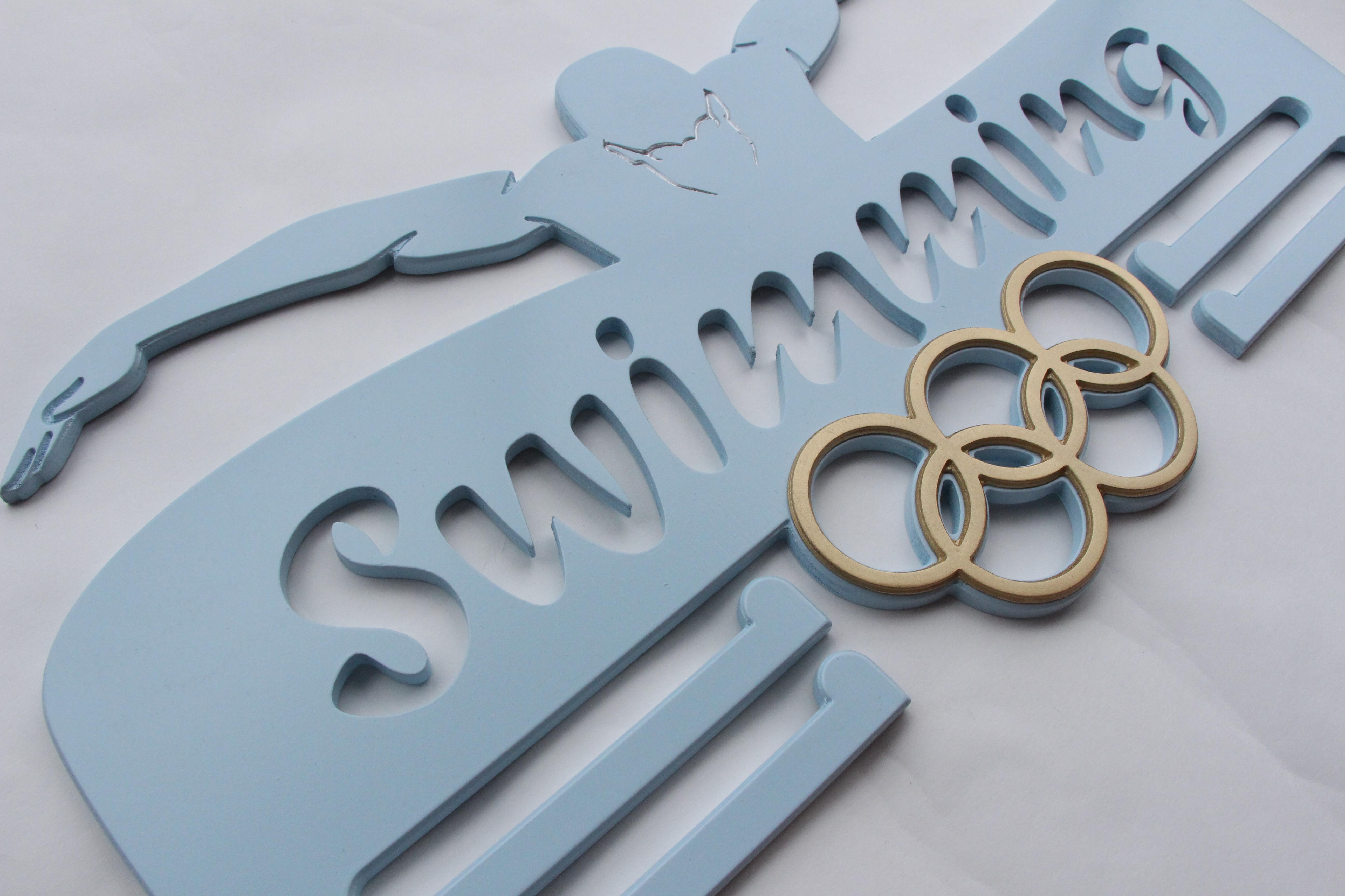 Медальница Плавание М-010-02 (1)