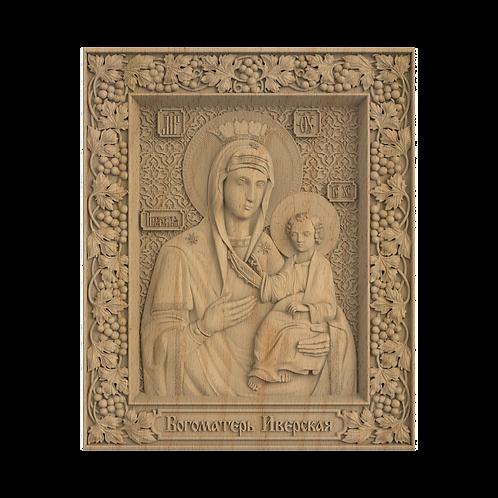CR-040_02_Иверская икона Божьей Матери