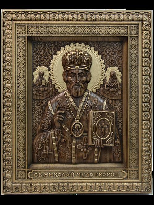 CR-058_01_Икона Святой Николай Угодник Чудотворец