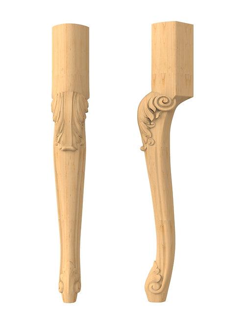 Ножка резная MN-038