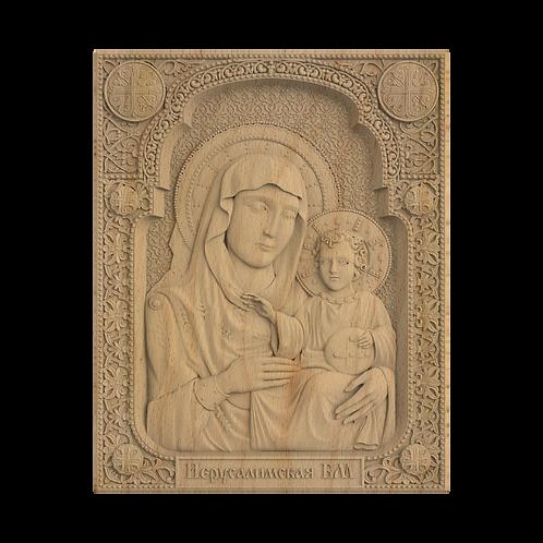 CR-047_04_Иерусалимская икона Божьей Матери