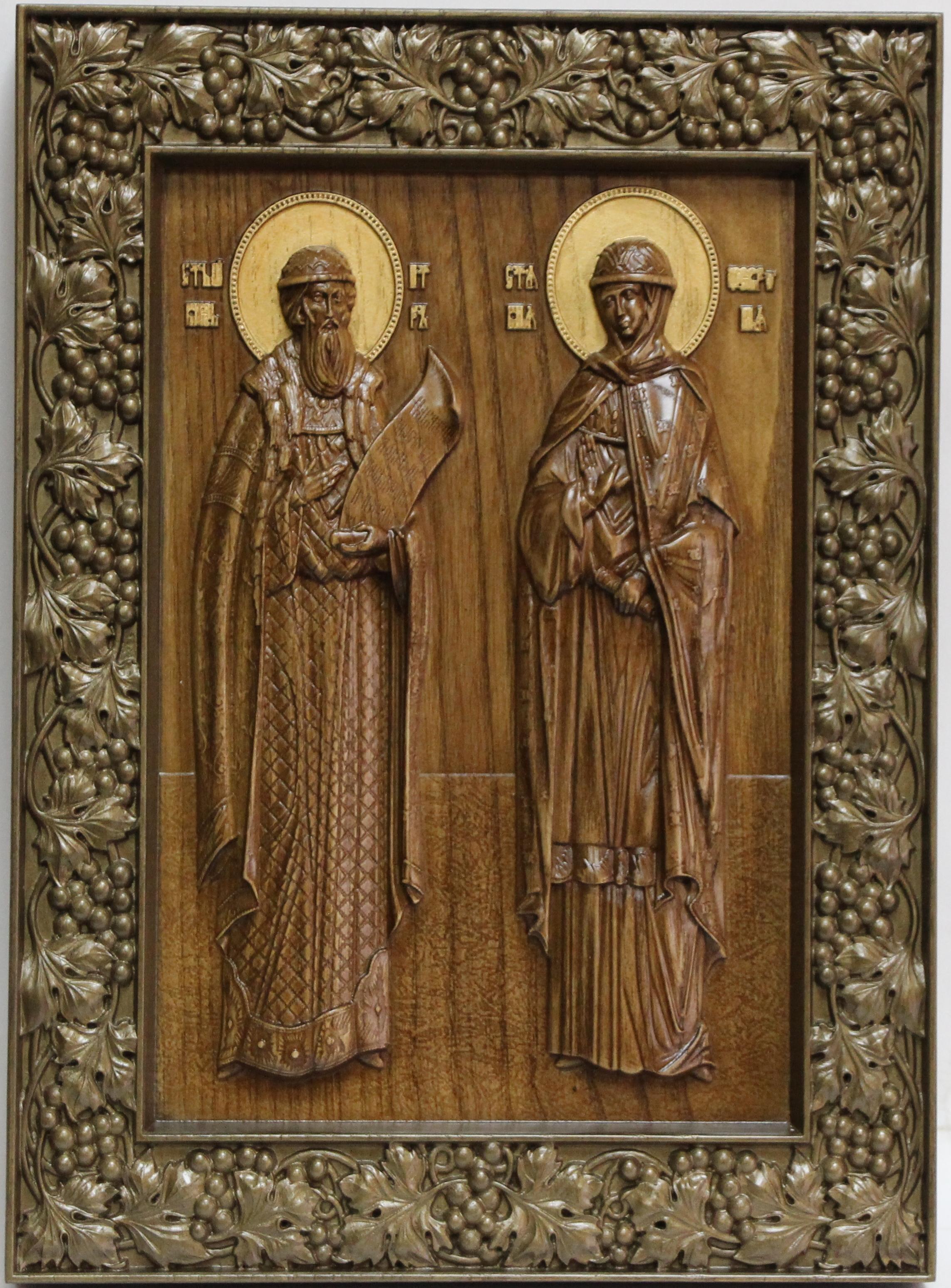 Св Петр и Февронья