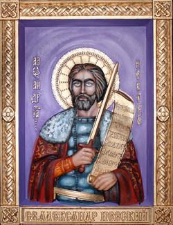Икона Св Ал Невский