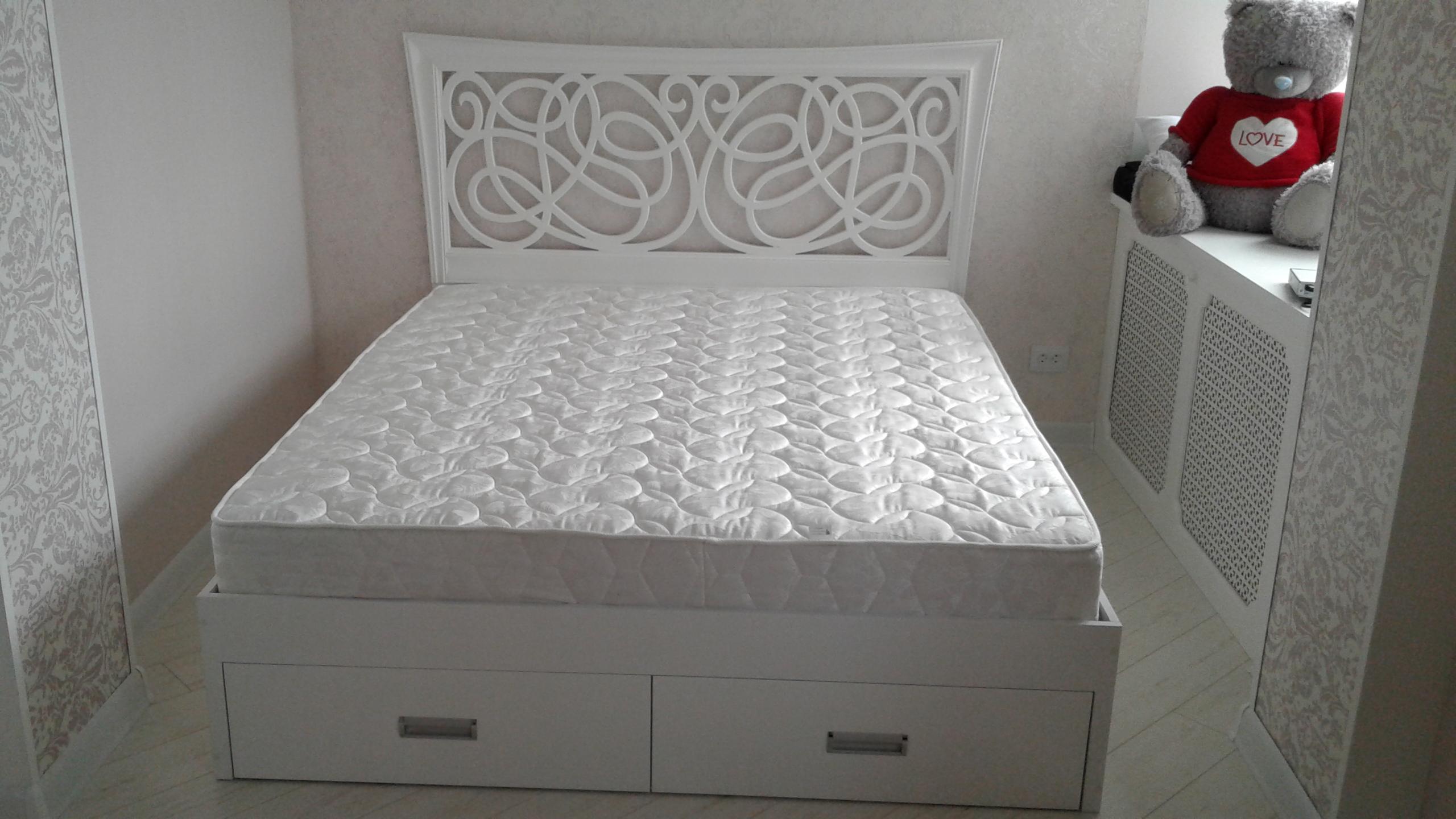 Изголовье кровать
