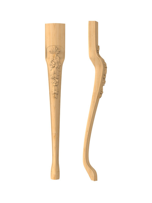 Ножка резная MN-027