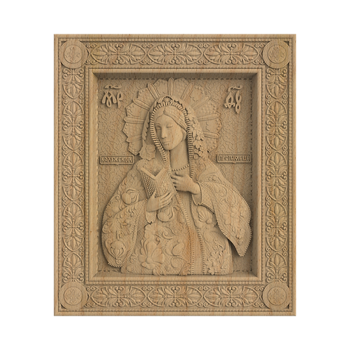 CR-044_05_Калужская икона Божьей Матери