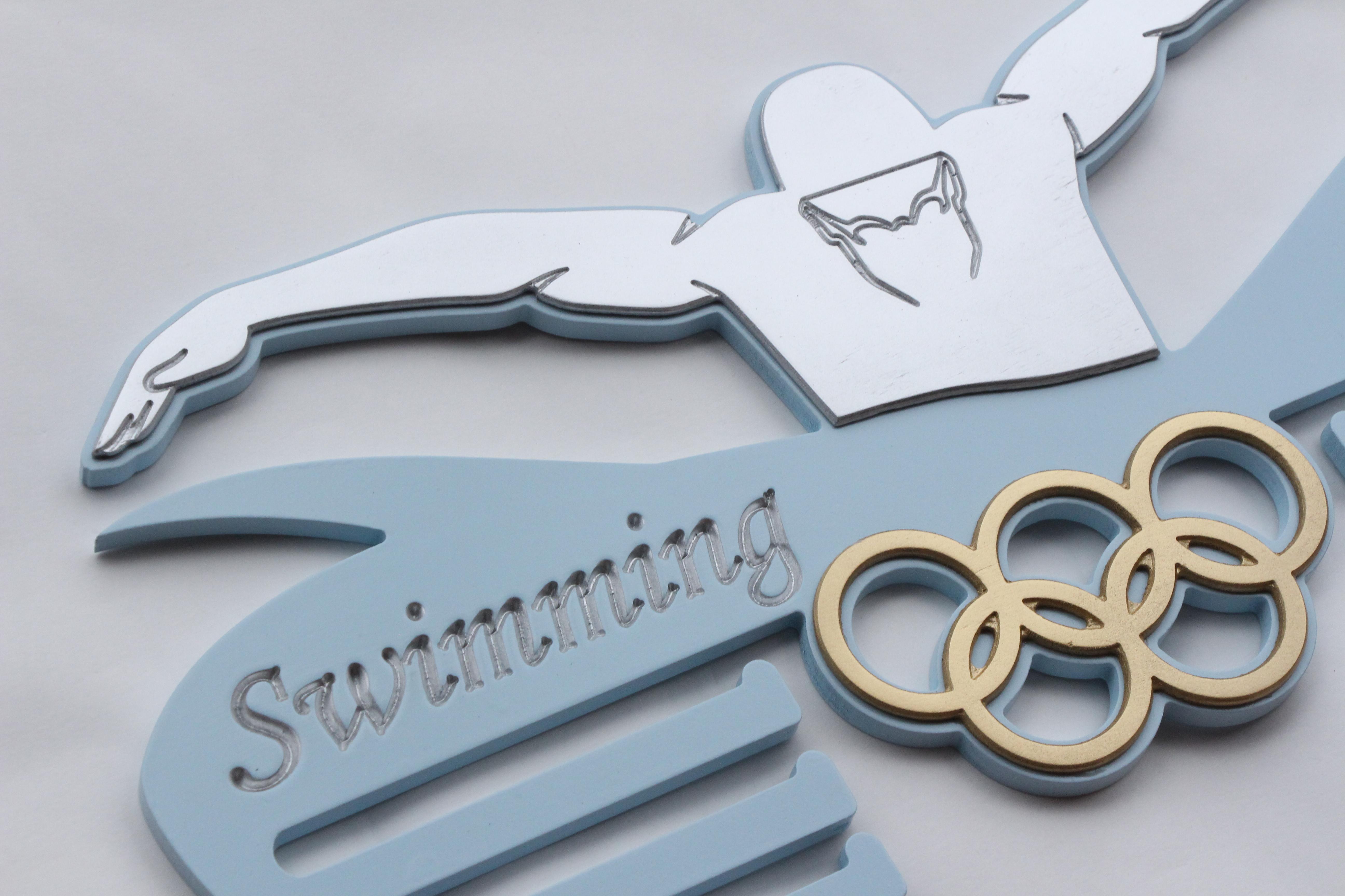 Медальница Плавание М-010-01 (1)