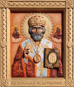 Икона Св Николай Чудотворец