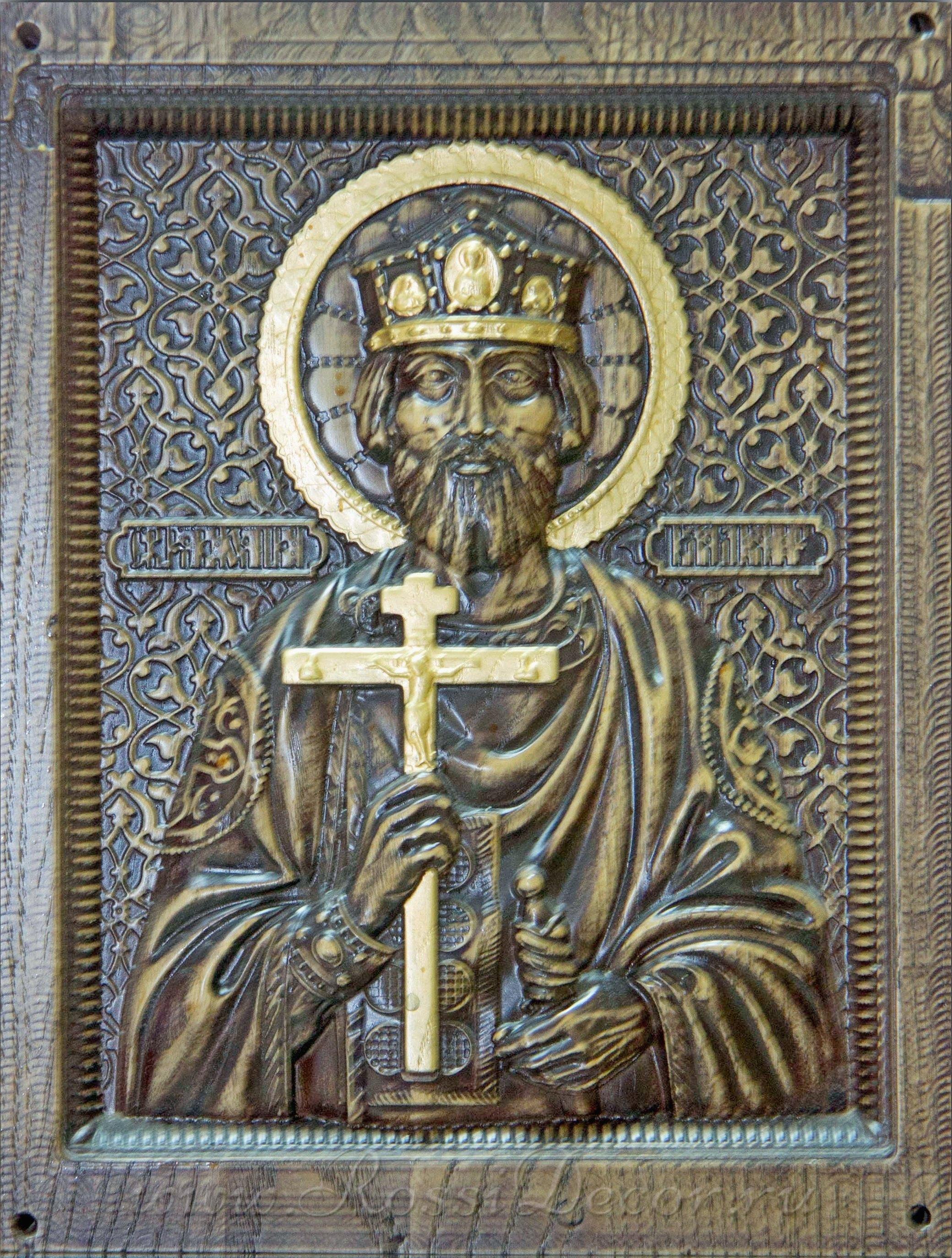 Икона Св Владимир
