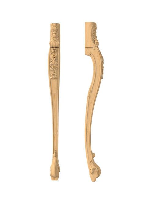 Ножка резная MN-017