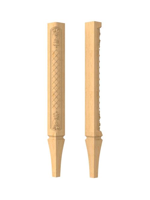 Ножка резная MN-016