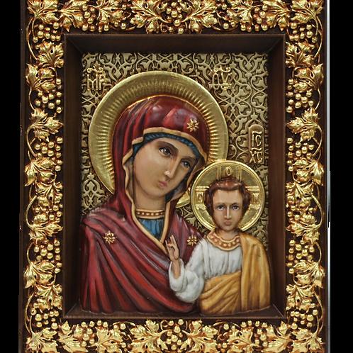 CR-023_02(В)_Казанская икона Божьей Матери