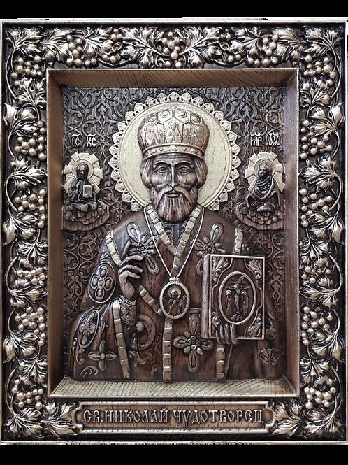 CR-058_02_Икона Святой Николай Угодник Чудотворец
